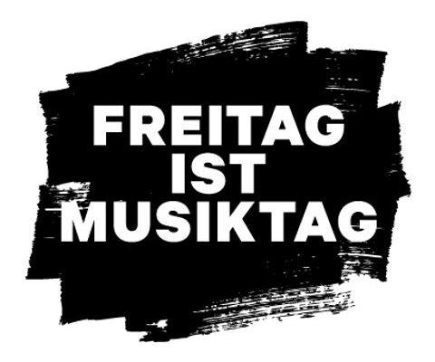 Freitag ist Musiktag