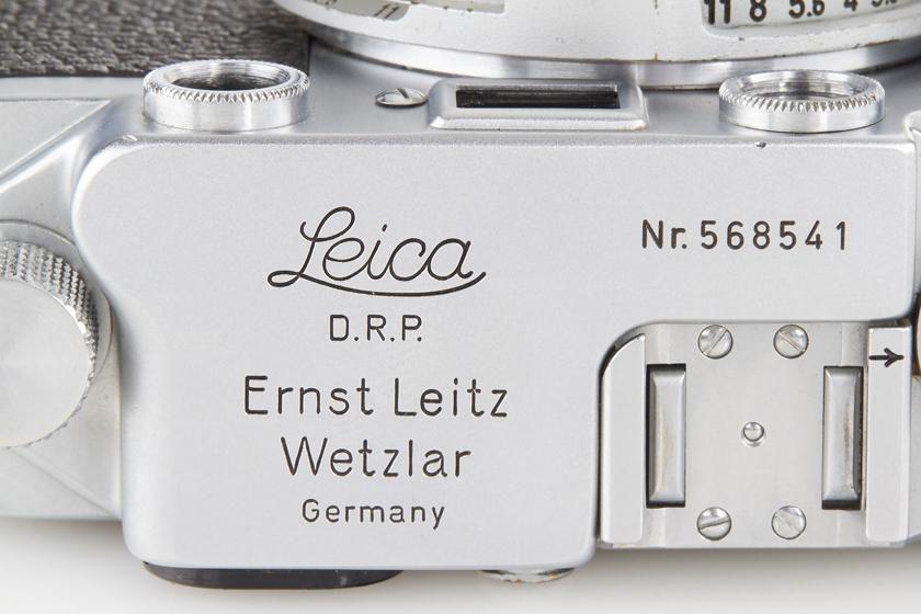 Leica von Ernst Leitz Wetzlar