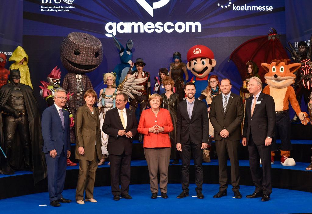 Gamescom Eröffnung