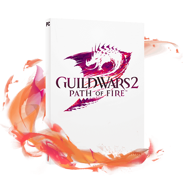 Guild Wars 2 Path of Fire Box