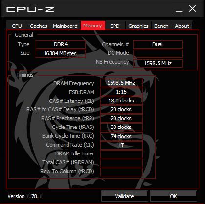 CPUZ@3200MHz