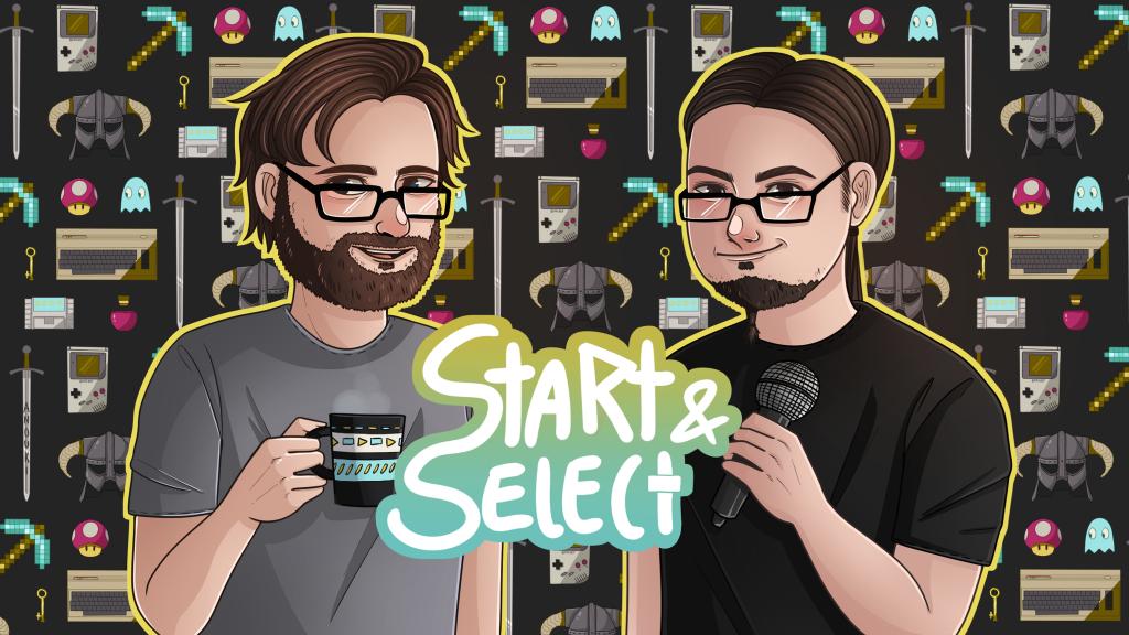 Start & Select Podcast Gronkh