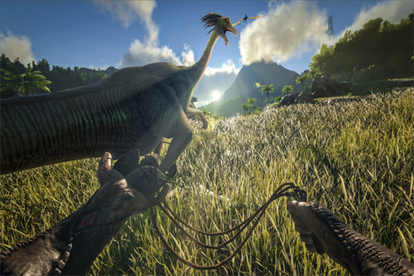 Ark: Survival Evolved Mobile Edition