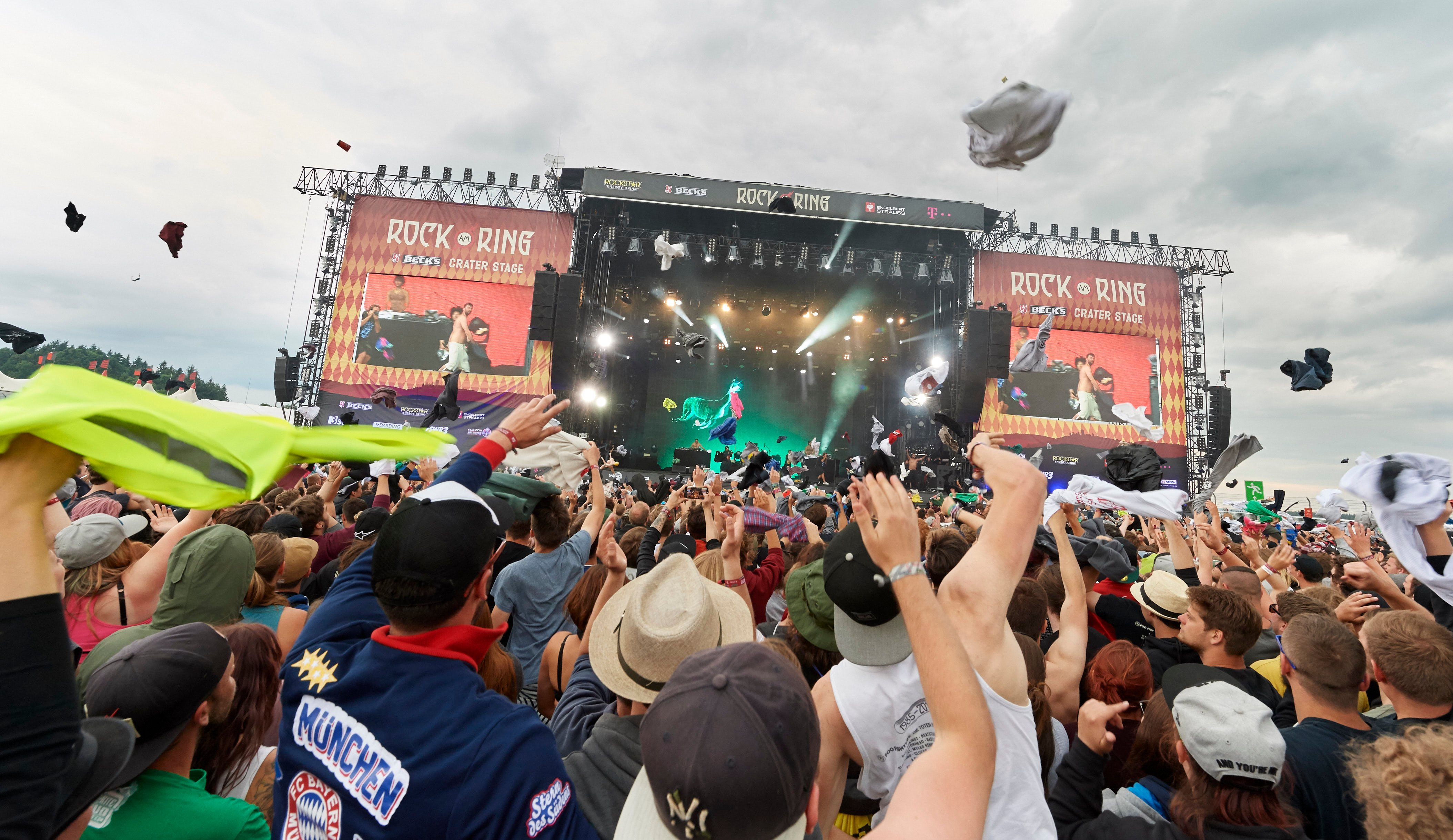 Rock am Ring 2018 stream