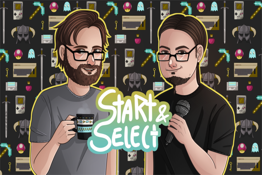 Start&Select Podcast Gronkh