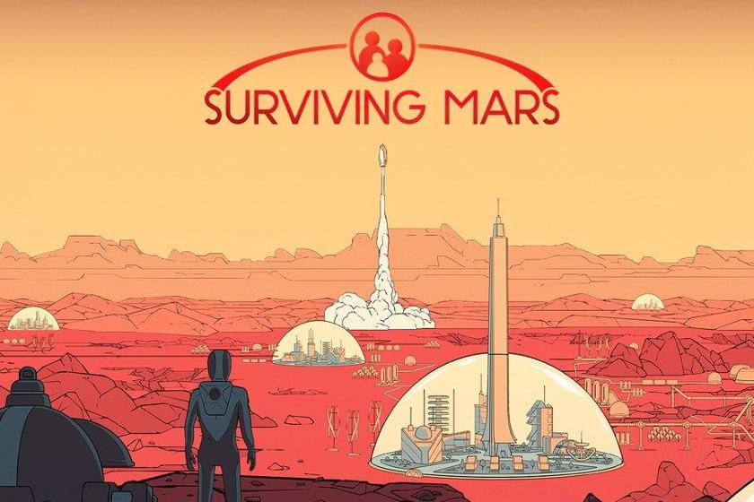 Surviving Mars. Aufbausimulation im Weltraum