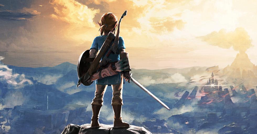 Zelda: Breath of the Wild (Bild: Nintendo)