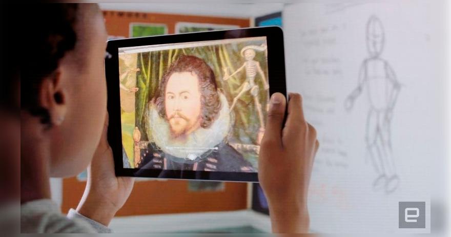 Apple iPad Schule und Uni