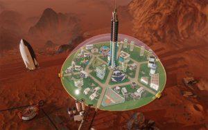 Survivng Mars, Leben unter einer Glaskuppel