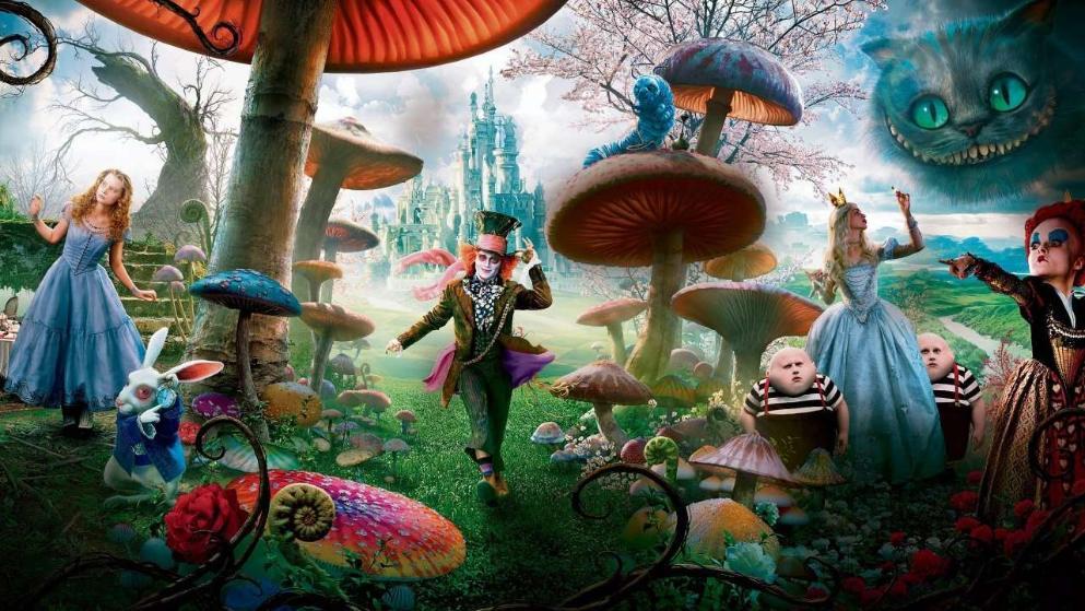 Alice Im Wunderland Netflix