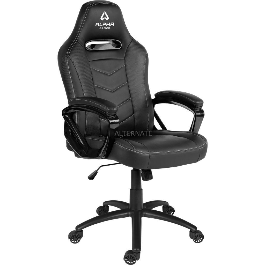 Alpha Gamer Kappa Gaming Chair AGKAPPA-BK