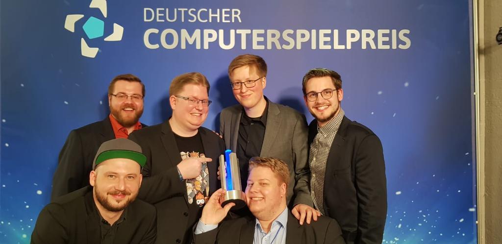 DCP 2018 Deutscher Computerspielpreis Friendly Fire