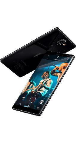 Nokia 8 Sirocco 2018