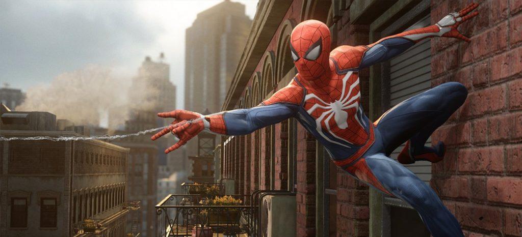 Spider-Man Spiel Ps4 2018