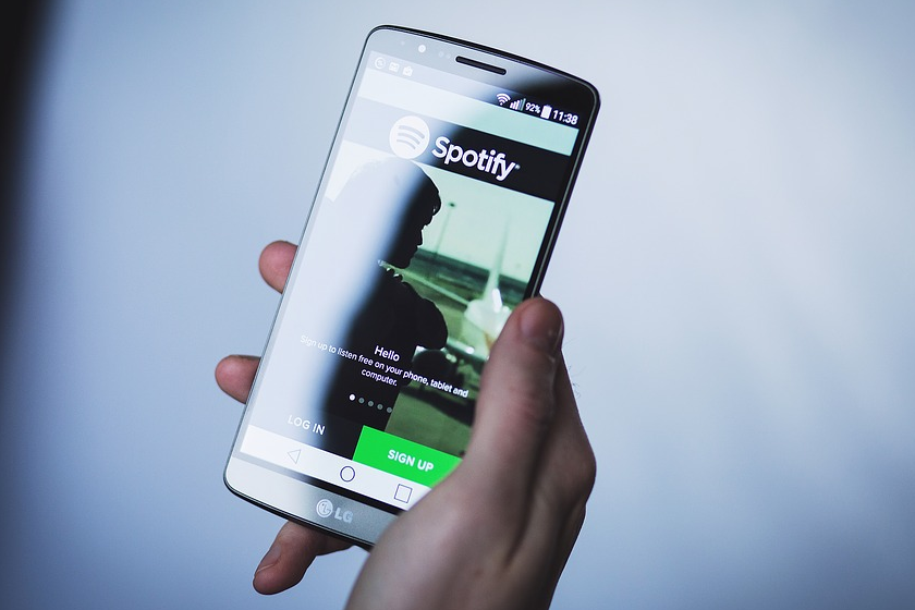 Spotify Börse Aktienkurs kaufen verkaufen