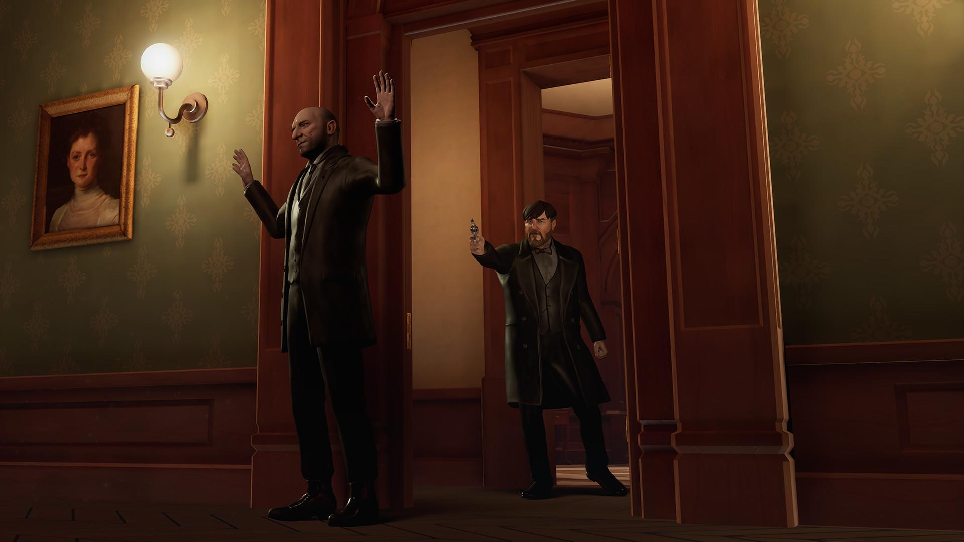 Die besten VR Spiele: The Invisible Hours