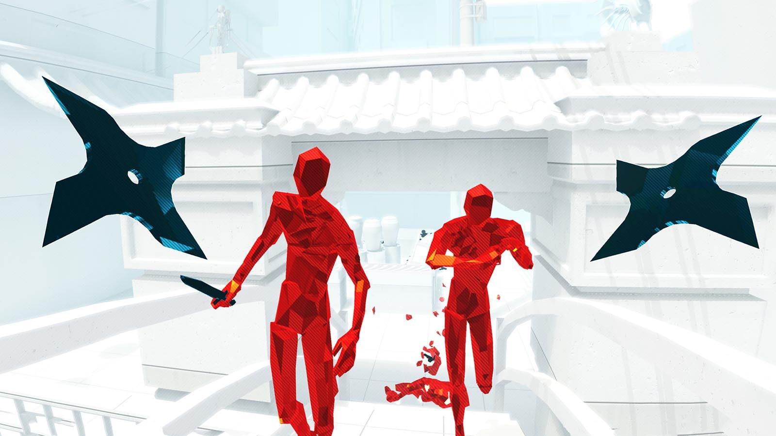 Die besten VR Spiele: SuperHot