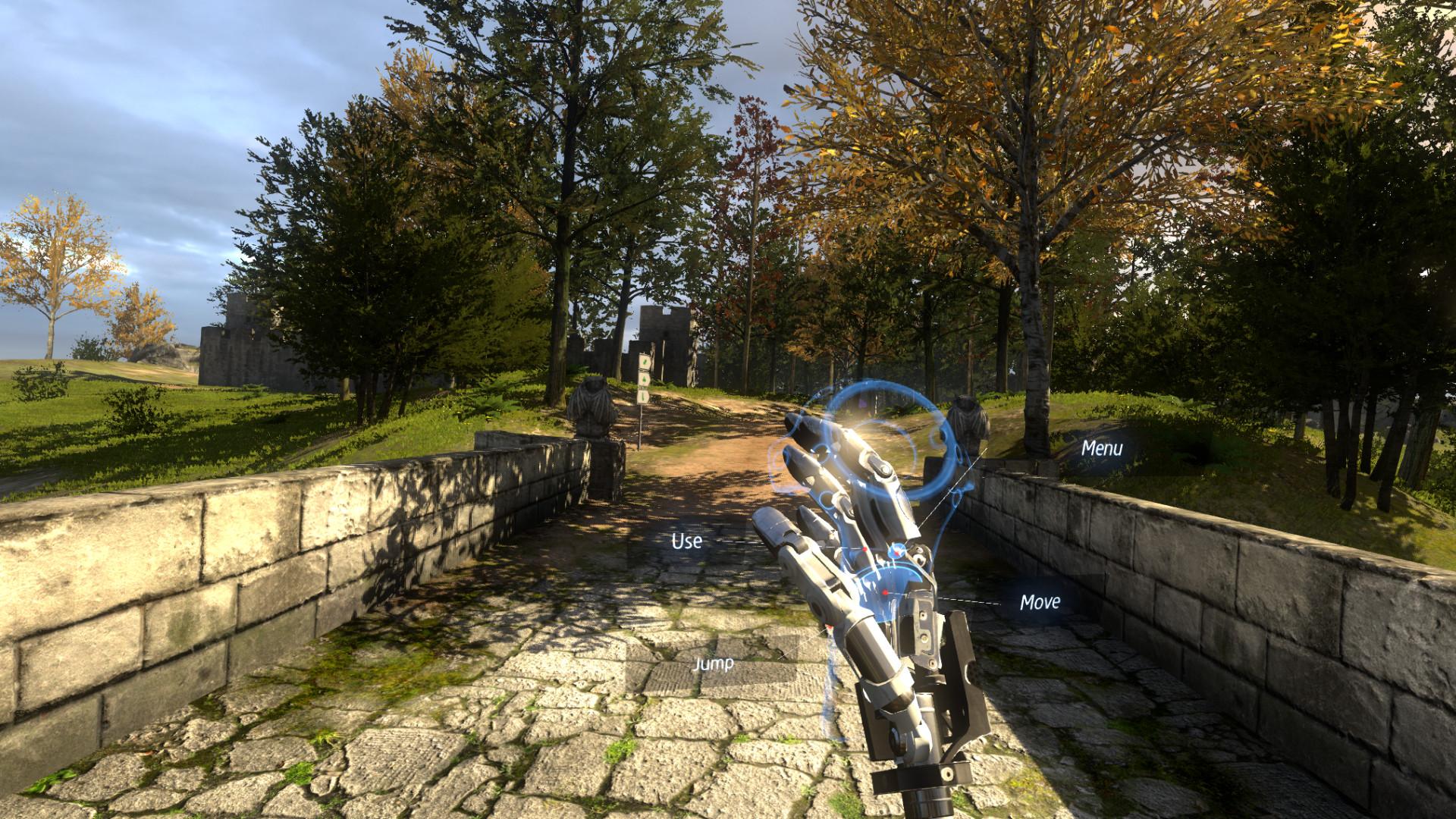 Die besten VR Spiele: The Talos Principle