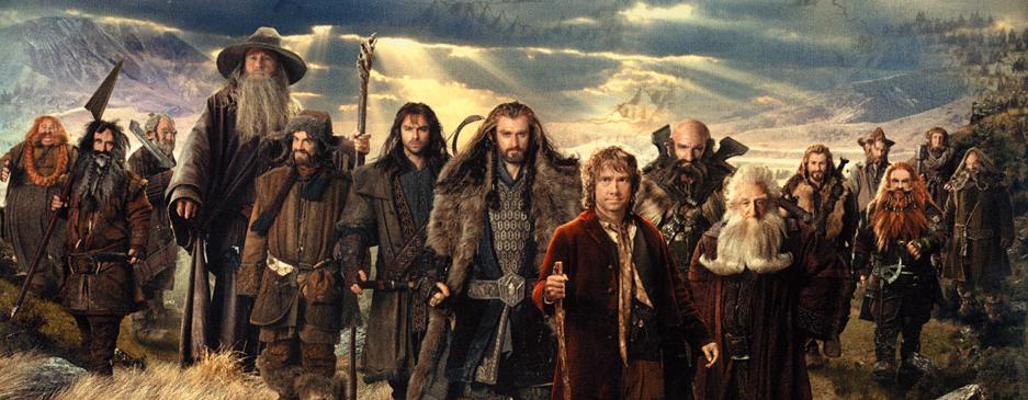 Herr der Ringe Serie: Der Hobbit Verfilmung