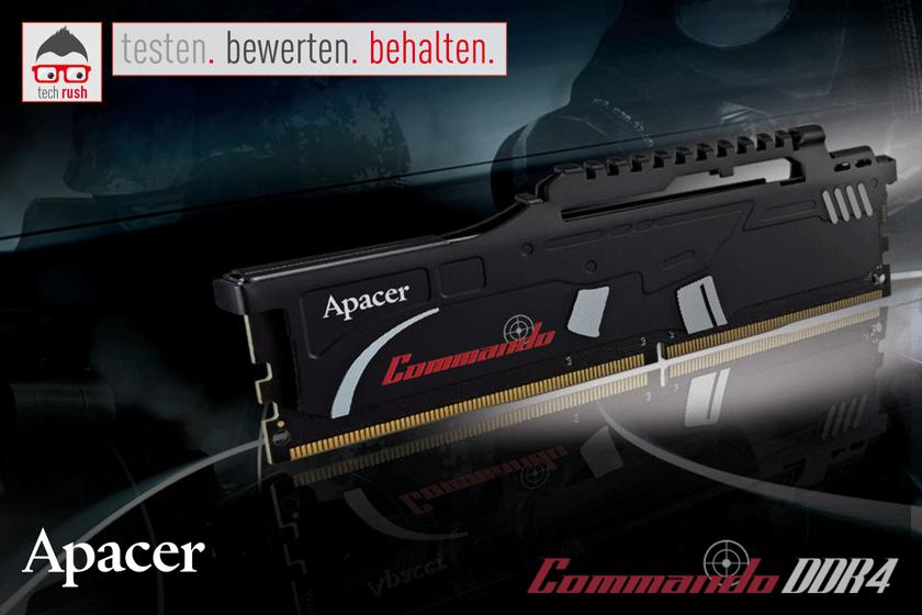 IEIGAU25- Apacer DIMM 16 GB DDR4-3200 Kit Arbeitsspeicher Produkttest