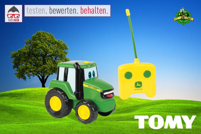 TOMY ferngesteuerte Traktor Johnny Produkttest