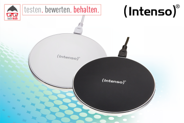 Intenso Wireless Charger Produkttest