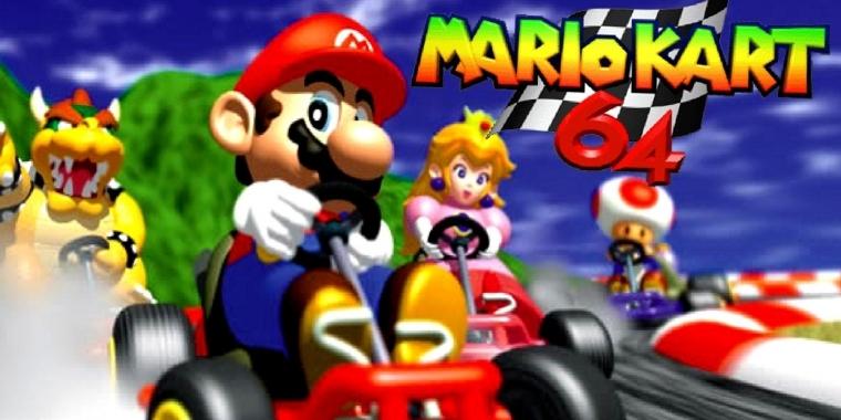 Mario Kart 64 Weltrekorde