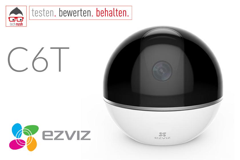 Produkttest EZVIZ C6T Netzwerkkamera