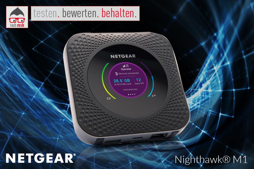 Produkttest Netgear Nighthawk LTE Mobile Hotspot Router