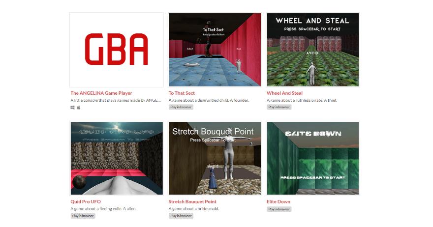 KI Angelina entwickelt Videospiele
