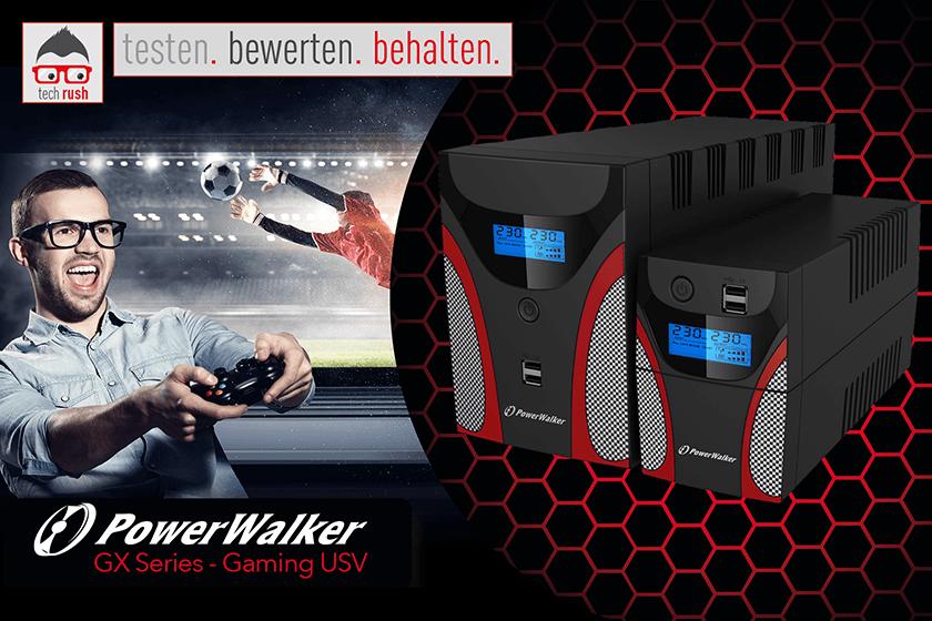 Produkttest BlueWalker PowerWalker VI
