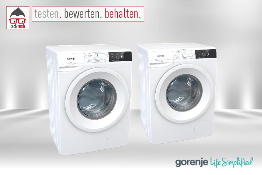Produkttest gorenje W4E743P Waschmaschine, Gore WaMa W4EI 863