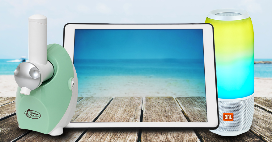 Die besten Sommer-Gadgets 2018