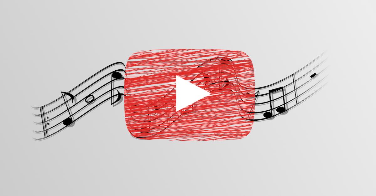 YouTuber-Musik