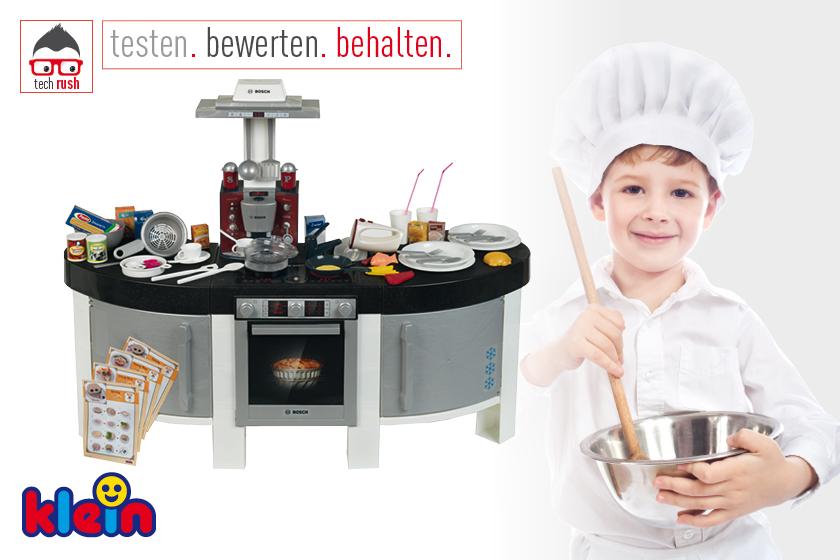Produkttest Theo Klein Bosch Küche No. 1 Spielküche