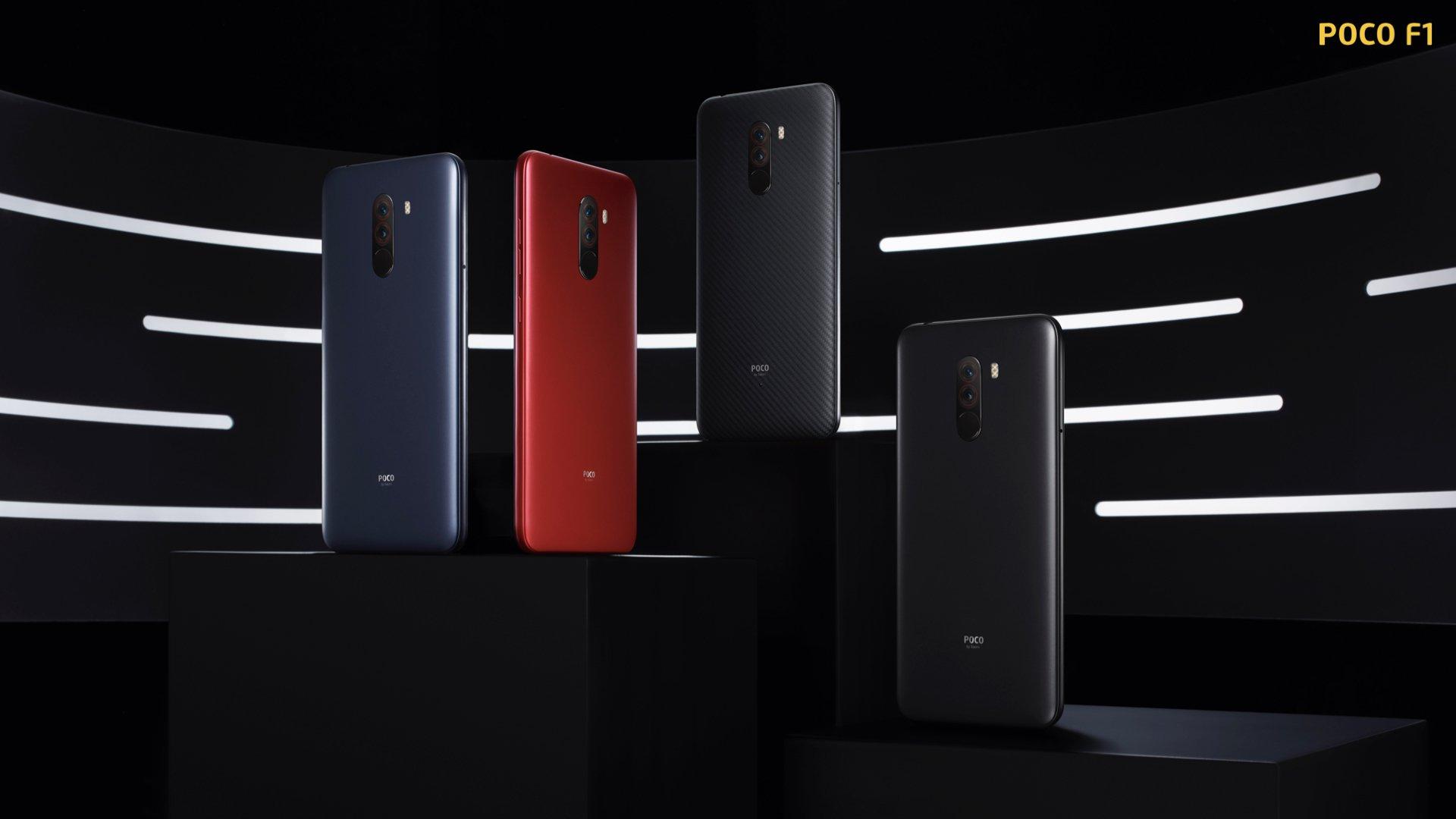 Xiaomi Pocophone F1 In Deutschland Kaufen Bei Diesem Anbieter Erhätlich
