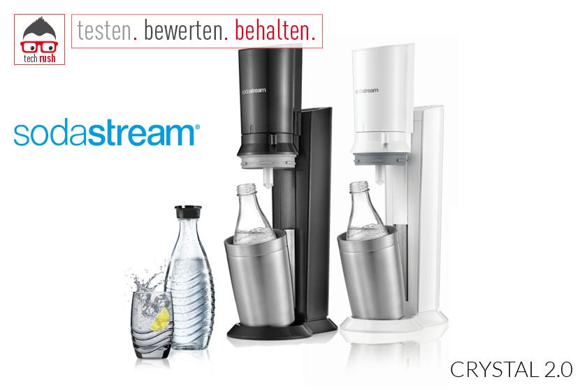 Produkttest Soda Crystal 2.0
