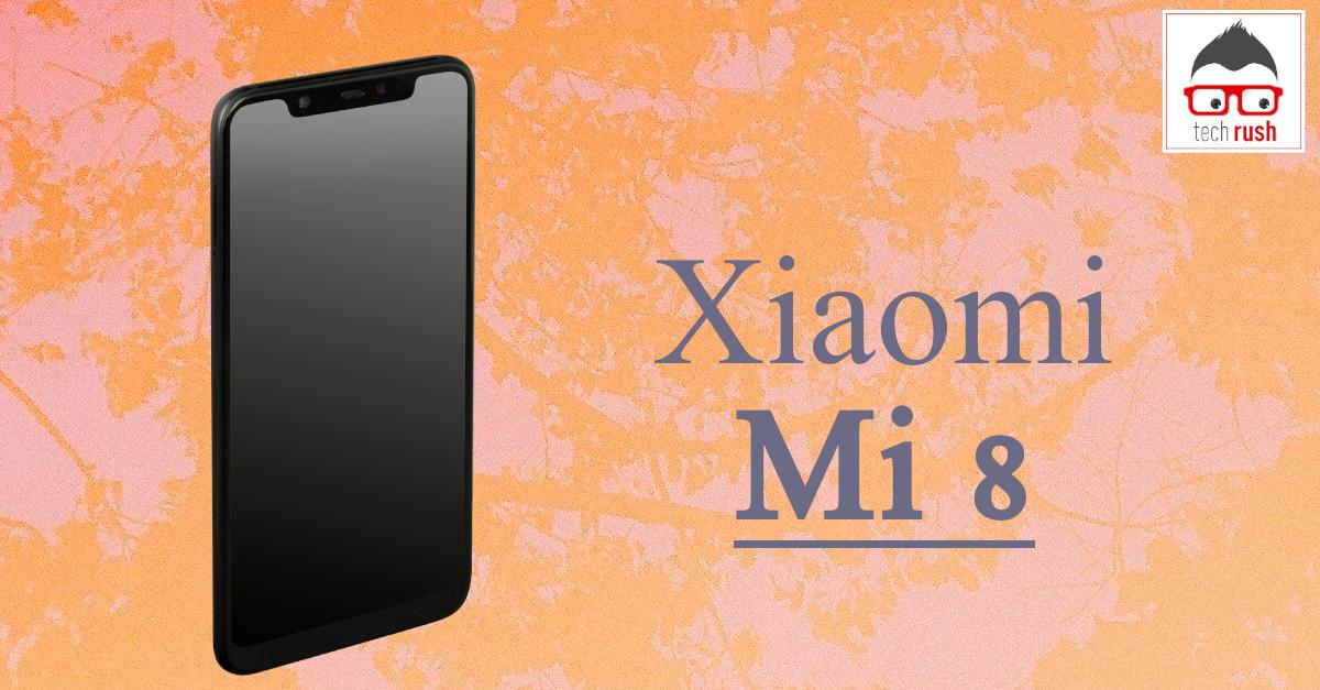 Xiaomi Mi 8 Deutschland kaufen