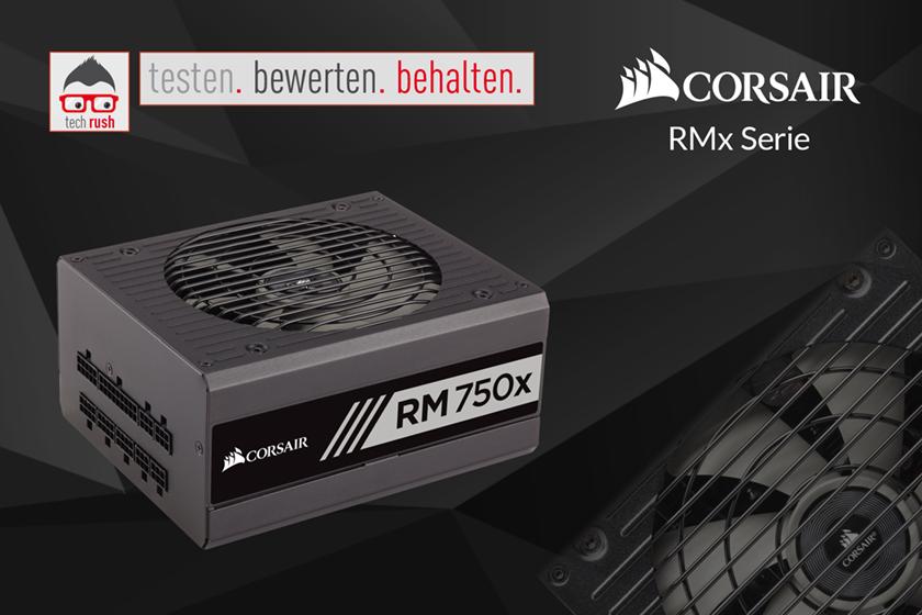 Produkttest Corsair RMx Netzteil