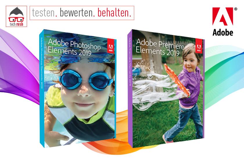 Produkttest Adobe Photoshop & Premiere Elements