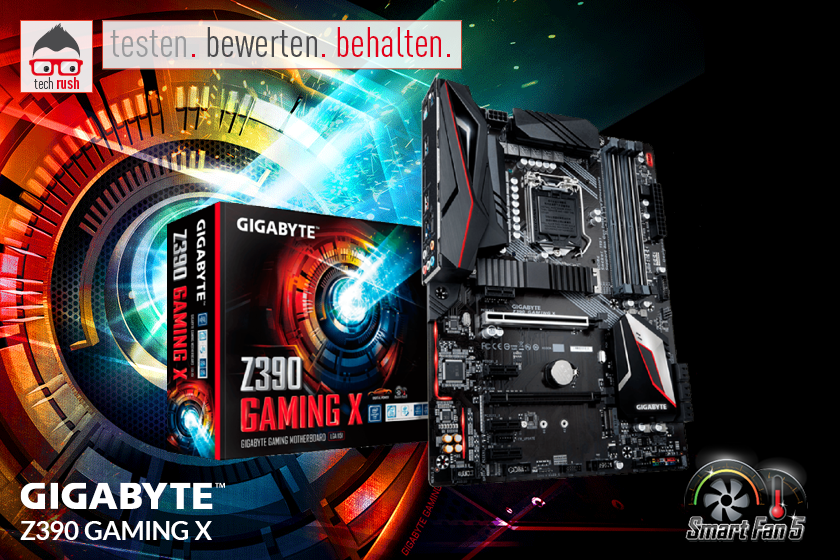 Produkttest GIGABYTE Z390 GAMING X Mainboard