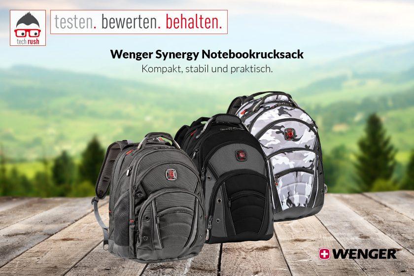 Wenger Synergy Rucksack Produkttest
