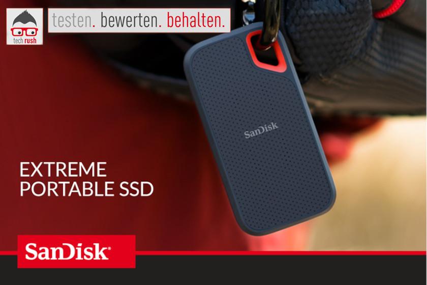 Produkttest SanDisk SDSSDE60-250G-G25 SSD