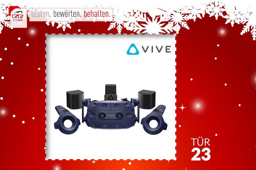 Produkttest HTC Vive Pro (Complete Edition) VR-Brille