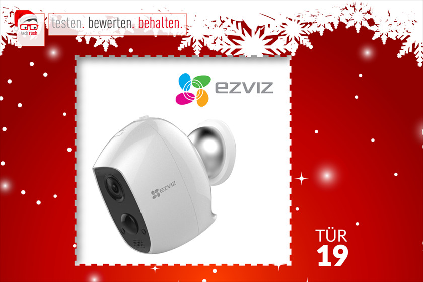 Produkttest Ezviz C3A Netzwerkkamera