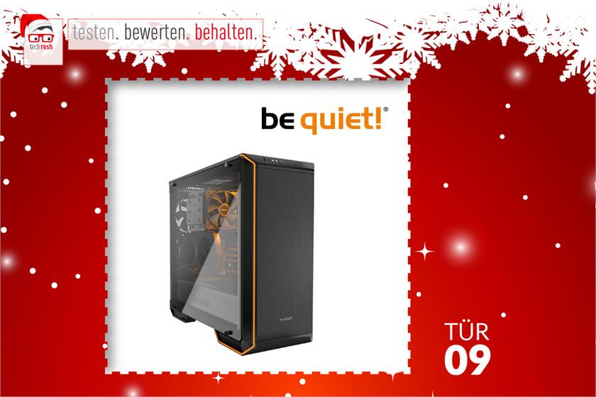 Produkttest be quiet! DARK BASE 700, Tower-Gehäuse