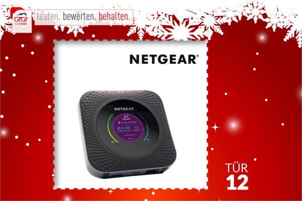 Produkttest Netgear Nighthawk M1 LTE Mobile Hotspot Router