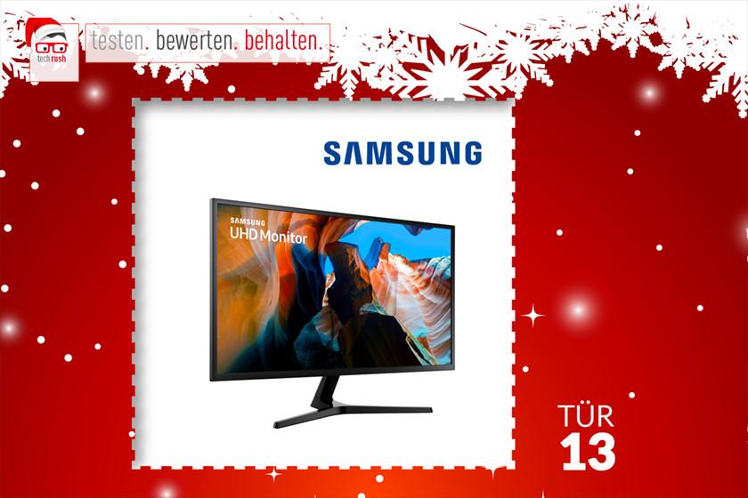 Produkttest Samsung U32J590UQU LED-Monitor