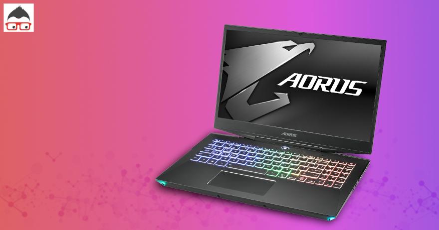 AORUS 15-X9 Test