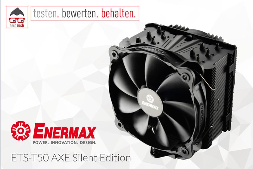 Produkttest Enermax ETS-T50 AXE Silent Edition, CPU-Kühler
